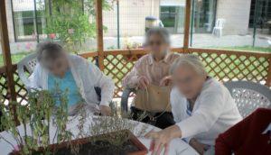 Des ateliers jardinage qui portent leurs fruits